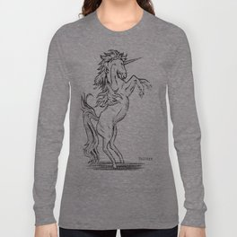 Unicorn Power Long Sleeve T-shirt