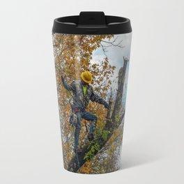 Tree Surgeon Travel Mug