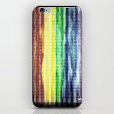 Pride Colours iPhone & iPod Skin