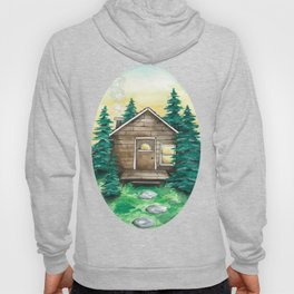 Cottage in The Forest Hoody