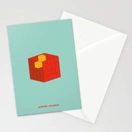 PAUSE – A Fez Stationery Cards