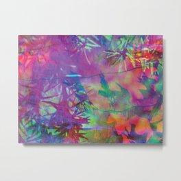 Abstract RGB Metal Print