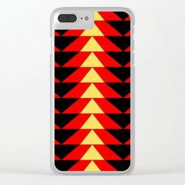 Hoka Hey ! Clear iPhone Case