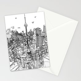 Toronto! (version #2) Stationery Cards