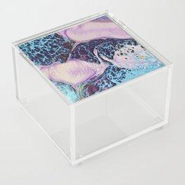 Psychedelic lady II Acrylic Box