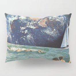 Earthly Currents Pillow Sham