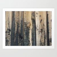 woody Art Prints featuring Woody by Sproot