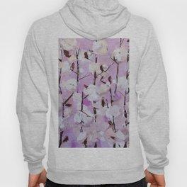 Cotton flowers Hoody