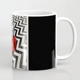 Homage to Twin Peaks - Fire walk with me Coffee Mug