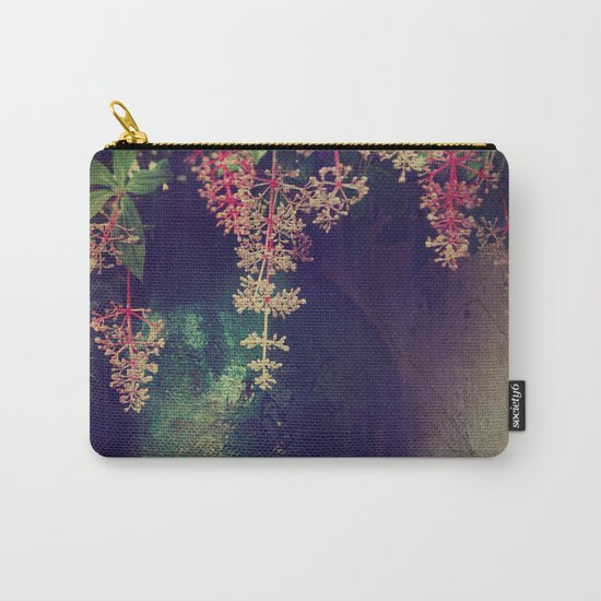 Wanton Blossoms Carry-All Pouch