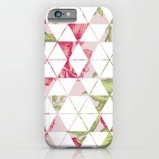 Flora Quilt Slim Case iPhone 6s