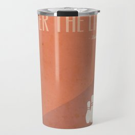 The Big Lebowski Movie Poster 1 Travel Mug