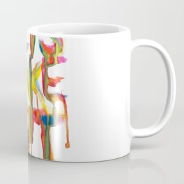 LET'S MAKE ART Coffee Mug