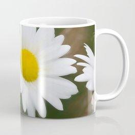 Daisies flowers in painting style 11 Coffee Mug