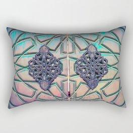 Mosque Door Rectangular Pillow