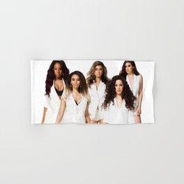 Fifth Harmony Hand & Bath Towel