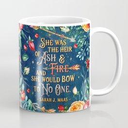 Ash & Fire Coffee Mug