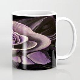 Purple Rose Coffee Mug