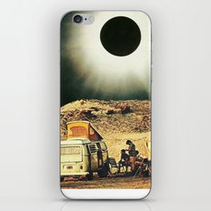 Road Trip Into the Void iPhone & iPod Skin