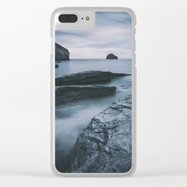 On the Waterfront II Clear iPhone Case