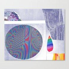 Teardrop Canvas Print