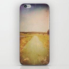 PATH TO ANYWHERE iPhone Skin