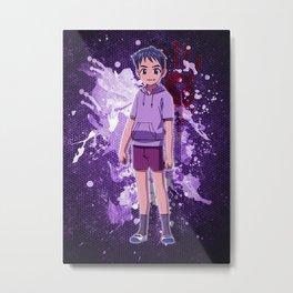 Tomoo Metal Print
