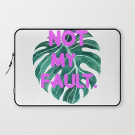 Fault! Laptop Sleeve