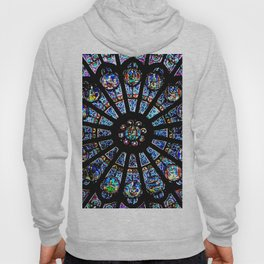 Cathedral Stained Glass Hoody