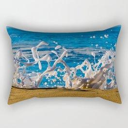 Wedge Wash Rectangular Pillow