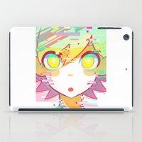 glitch iPad Cases featuring ♢GLITCH♢ by XENVITA