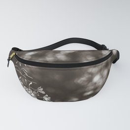 late summer fireweed in Alaska Fanny Pack