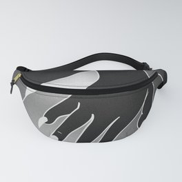 """""""thickness"""" negative Fanny Pack"""