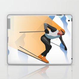 SKIING Laptop & iPad Skin