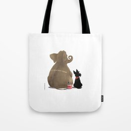 You are my best friend Tote Bag