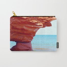 Scarlet Formation Carry-All Pouch