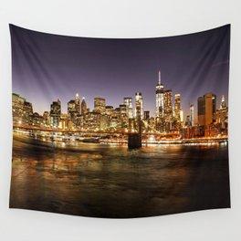 USA: New York City Wall Tapestry