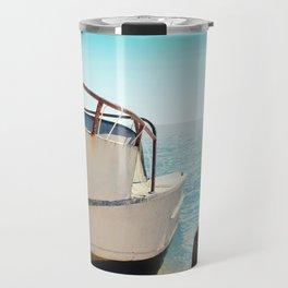 Fishing boat Travel Mug