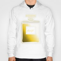 perfume Hoodies featuring Society6 Perfume by Jessica Slater Design & Illustration