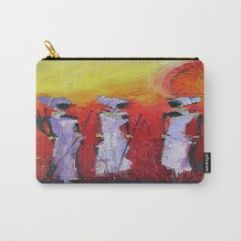 African Spirit Carry-All Pouch