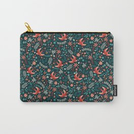 Flying Swallows Carry-All Pouch