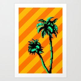 Sound Beach X Art Print