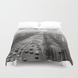 Paris Landscape 2 Duvet Cover