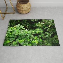 Rainforest Canopy Rug