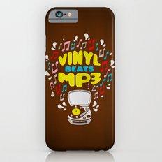 Vinyl Beats Mp3 iPhone 6s Slim Case