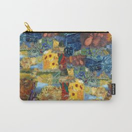 Vinny's World Carry-All Pouch