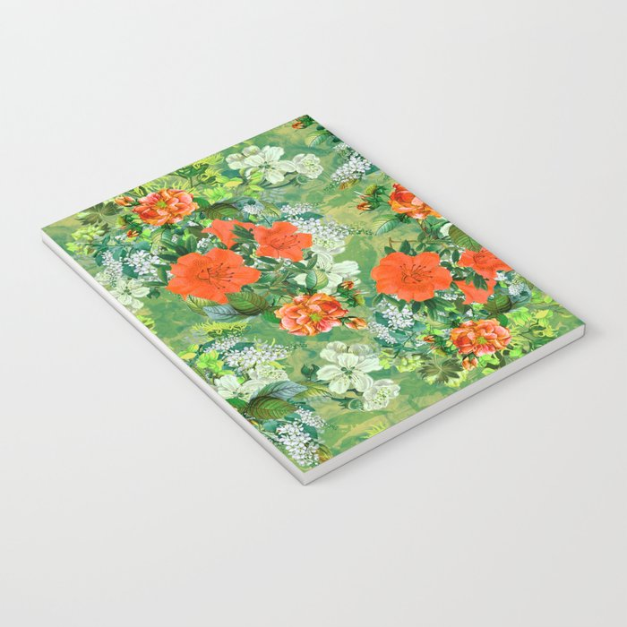 Tropical Garden Notebook