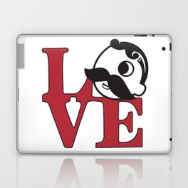 Love Natty Boh Laptop & iPad Skin