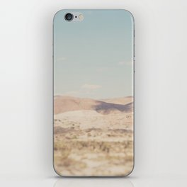 red rock canyon .... iPhone Skin