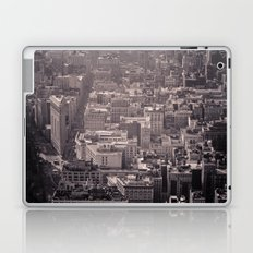 On the top of the World Laptop & iPad Skin